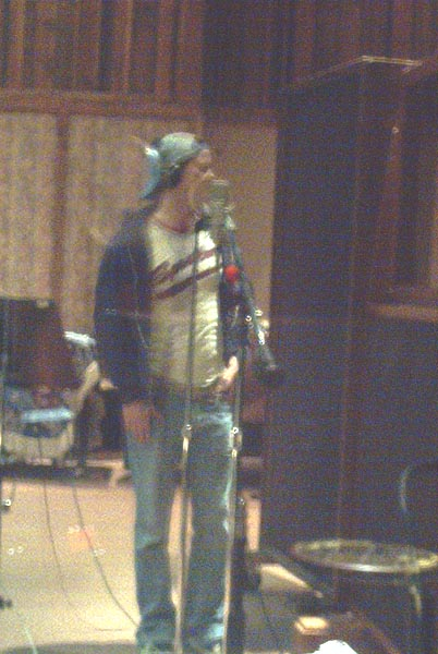 "Phillip Hough (of the Fishermen) @ the ""Easy"" session"